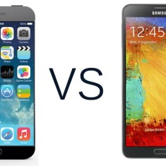 Apple iPhone 6 vs Samsung Galaxy Note 4