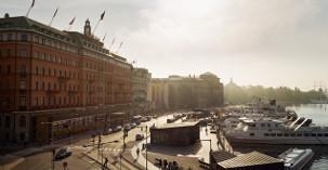 斯德哥尔摩大酒店{Grand Hotel Stockholm) www.lhw.cn