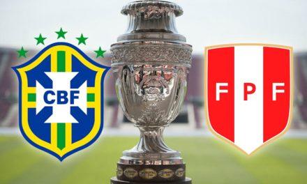 Brasil não perde do Peru na Copa América desde 1975