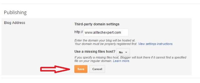 how-do-i-use-a-custom-domain-name-for-my-blog