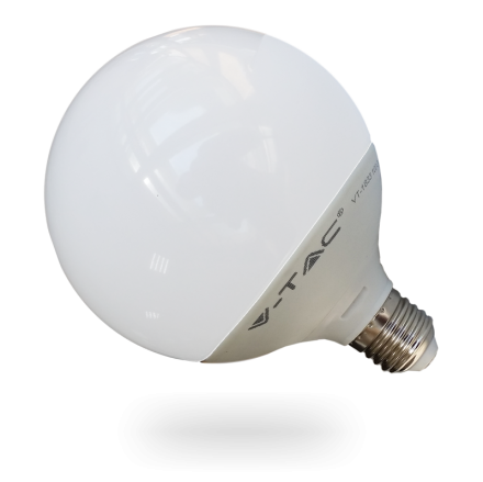 13W LED Globe E27 230V Warmweiss 3000K 200° G120