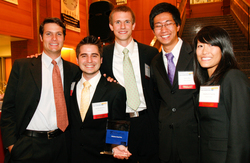 Wharton Business Plan Competition Grand Prize Winners: Cortical Concepts