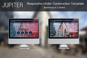 Jupiter Under Construction Bootstrap