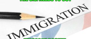 Immigration To The U.S. Is Surging: We Need To Cut Legal & Illegal Immigration Way Back