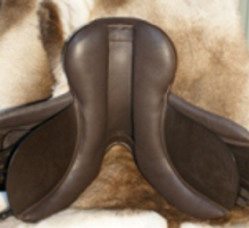 Pony Saddle Underside