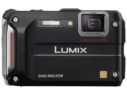 Panasonic Lumix DMC FT4