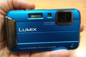 Panasonic Lumix DMC FT25