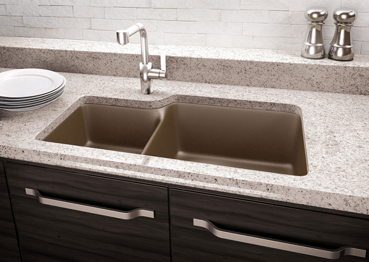 Quartz kitchen sink #3