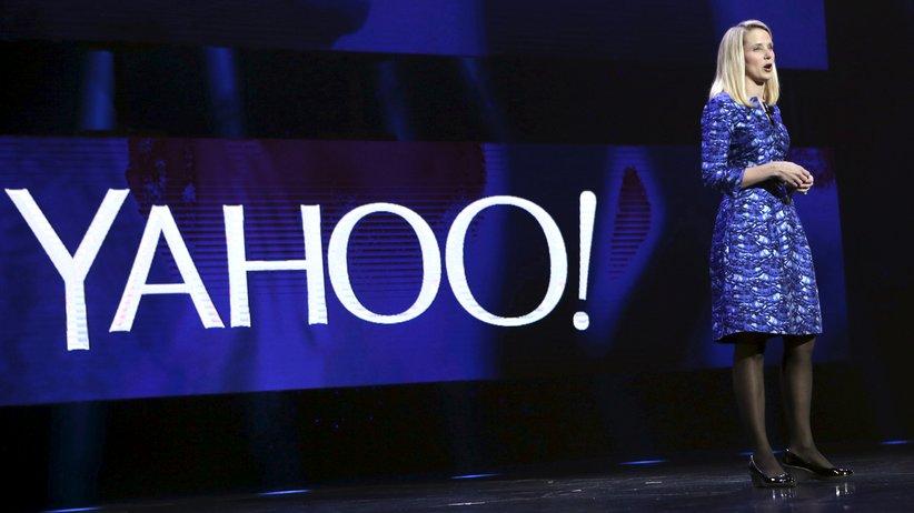 Yahoo-CEO Marissa Mayer