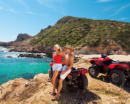 Tours en ATV - Los Cabos