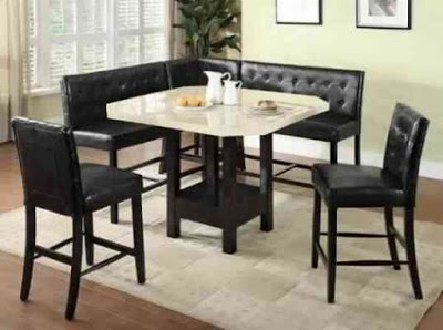 Fill The Empty Space with Corner Booth Kitchen Table