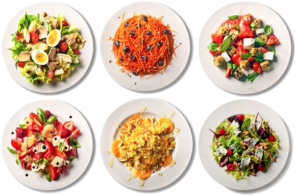 Healthy Home Cooked Meals