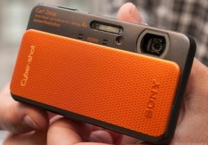Sony Cyber Shot DSC TX20