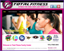 Mojoe Web Site Total Fitness Center Piedmont, SC