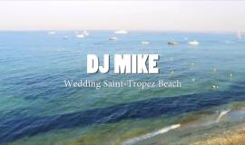 Mike Wedding St Tropez Beach