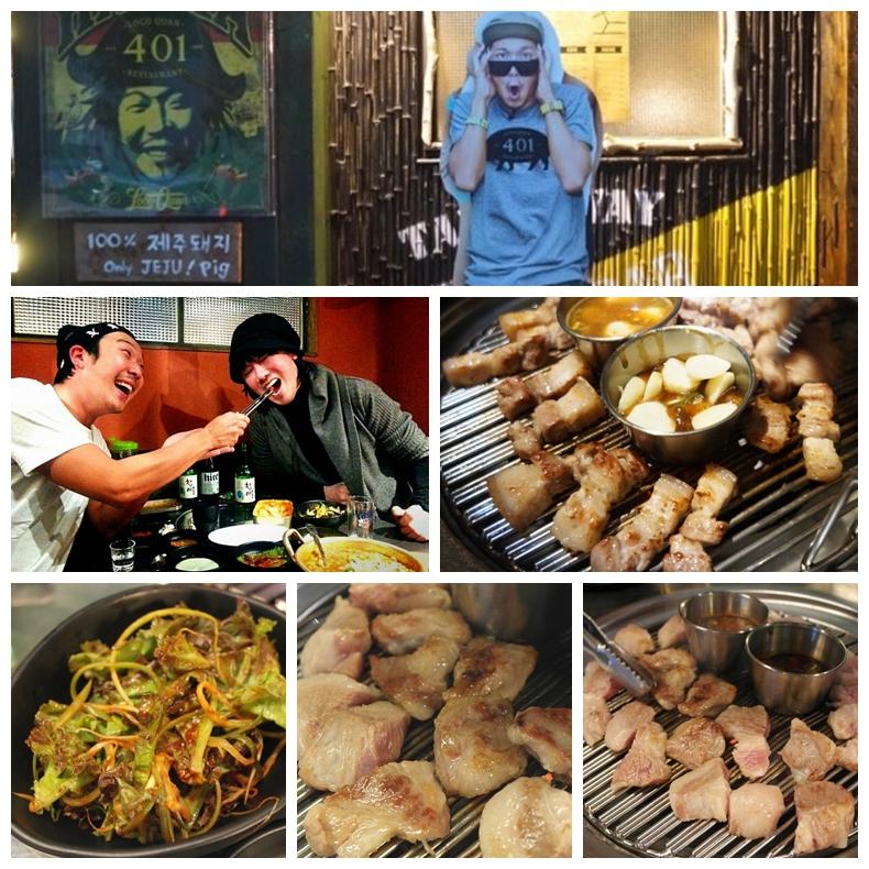 盤點20大韓國藝人開的美食店