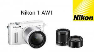 Nikon 1 AW1, digital, sumergible y con óptica intercambiable!