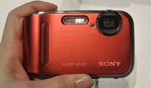 Sony Cyber Shot DSC TF1