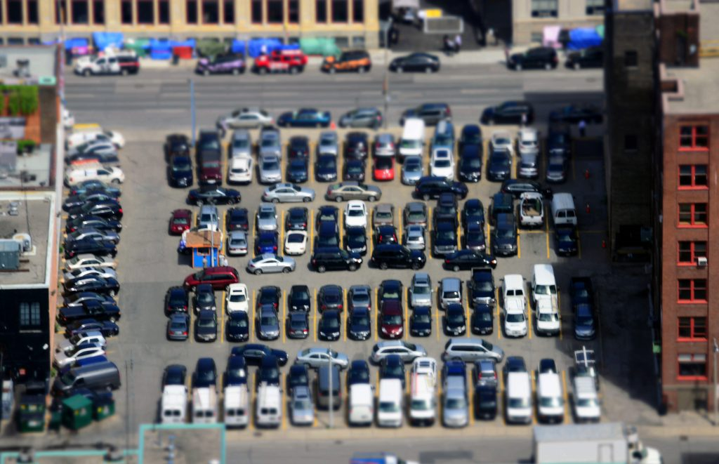 Picture of a Parking Scenario: parking system assessment