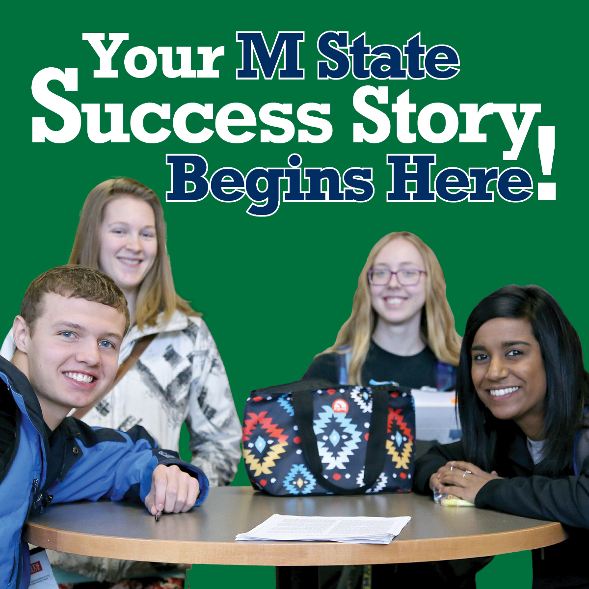 Learn about M State at an upcoming program showcase