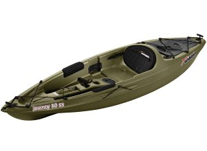 Sun Dolphin Journey Sit-on-Top Fishing Kayak