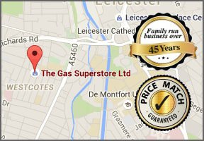 See our showroom at 64-72 Hinckley Road, Leicester, LE3 0RD