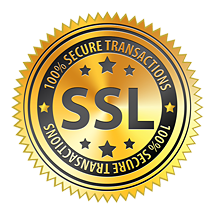 We are 100% SSL Secured