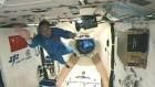 Chinese astronauts reach orbiting space lab