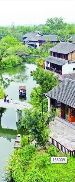 杭州西溪湿地 光明图片/视觉中国