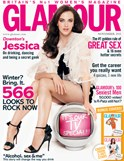 TV Special November Issue of GLAMOUR Magazine