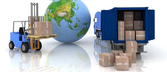международная доставка автотранспортом