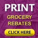 print grocery rebates, mail in rebate forms for groceries
