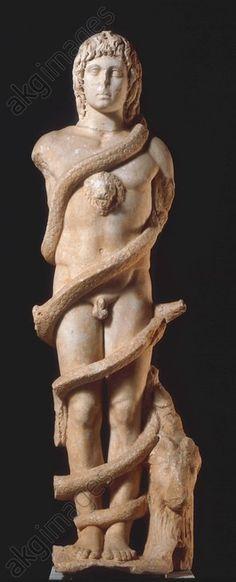 Mithras as Saturn/Aion
