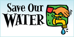 Save our H2O.
