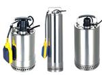 不锈钢潜水泵|三相带浮球不锈钢潜水泵