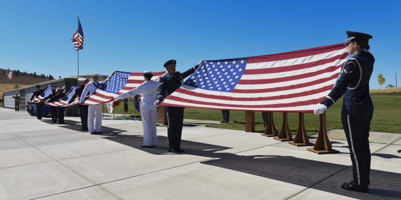 Missing in America Project - Military Funeral Honors