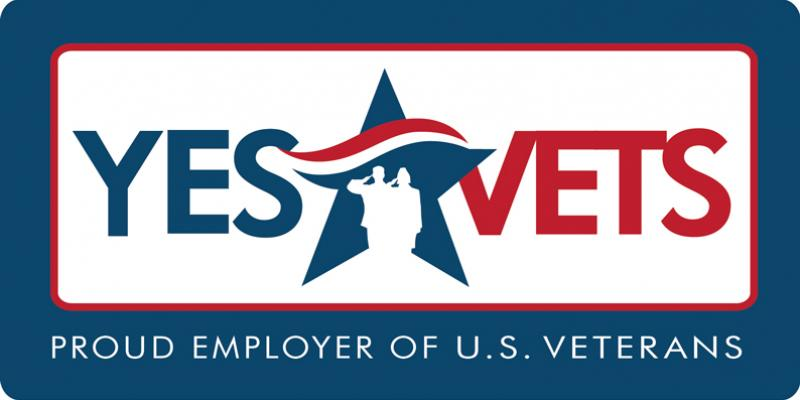 Yes Vets Hiring initiative - http://www.yesvets.org/