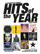 Hits Of The Year 2016: Easy Piano