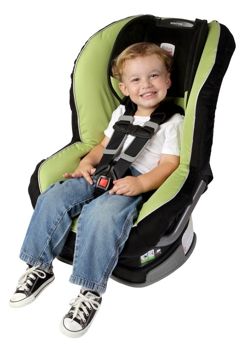 Britax Marathon Car Seat Review