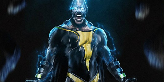 Shazam: What The Rock Could Look Like as Black Adam