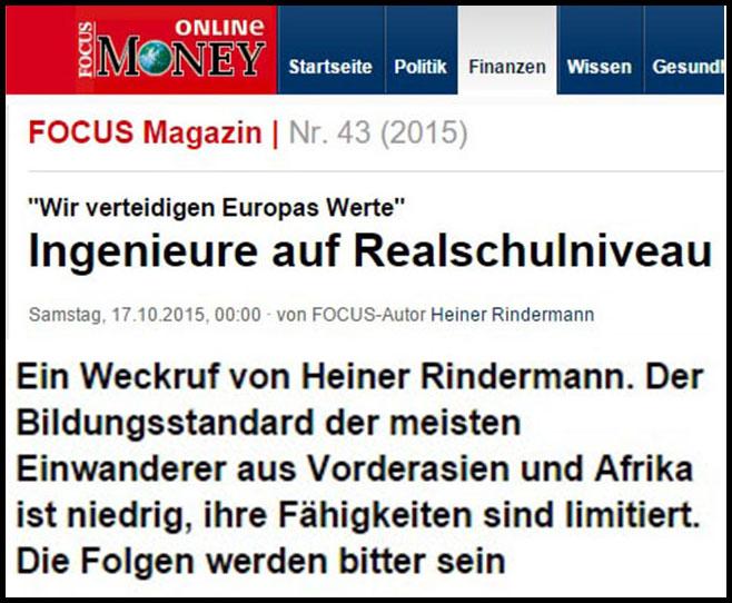 Rindermann-article