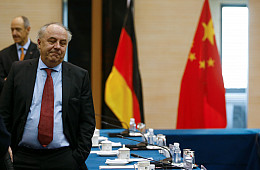 China and Germany: The Honeymoon Is Over
