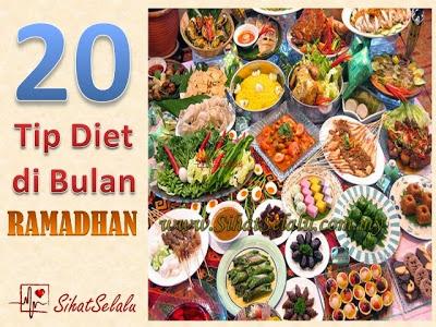 SihatSelalu.com.my 20TipDietRamadhan 0 - 20 Tip Diet di Bulan Ramadhan