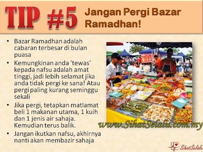 SihatSelalu.com.my 20TipDietRamadhan 5 - 20 Tip Diet di Bulan Ramadhan