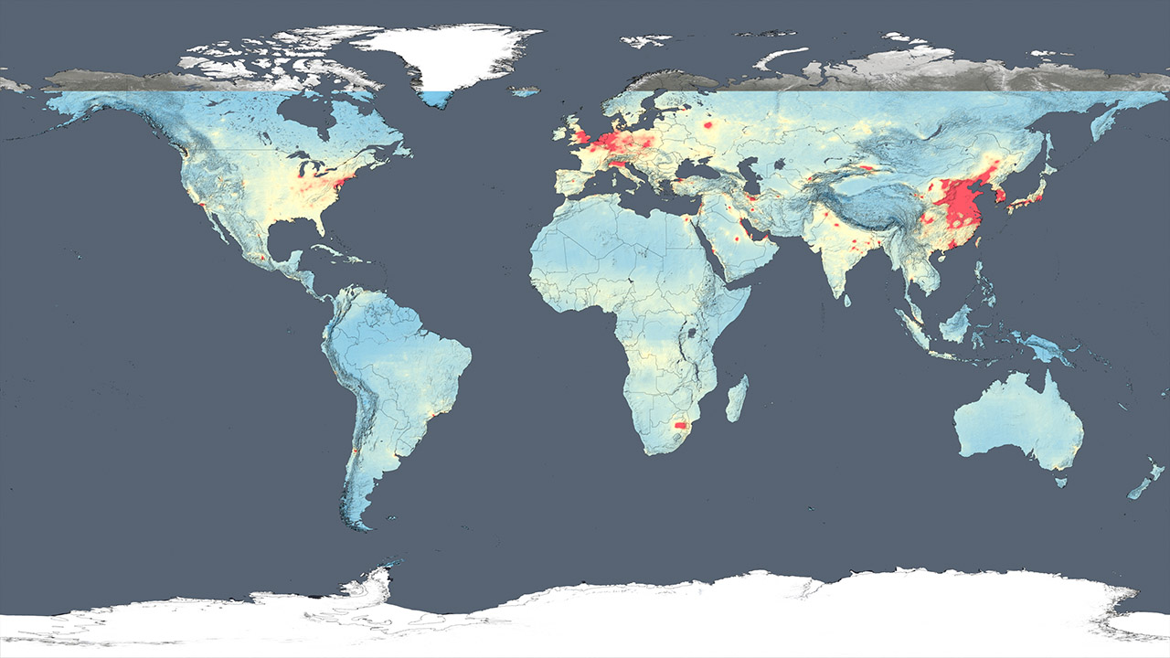 Global ABS Visualization for 2014