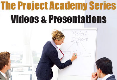 Project Academy Series Ad