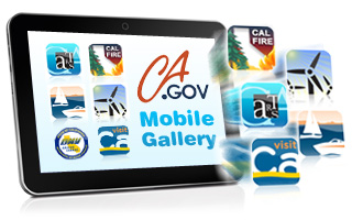 Ca.Gov Mobile Gallery