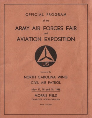 Army Air Forces and Aviation Exposition--Morris Field, Charlotte, North Carolina, 1946.pdf