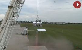 Morpheus tether test