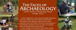 Archaeology Month Poster